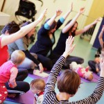 Baby yoga 1