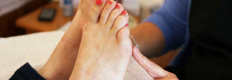 Foot readings